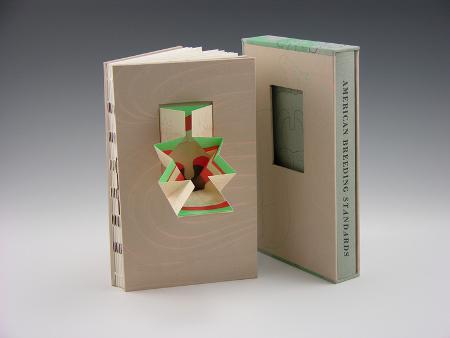 Artist's Book, Ellen Knudson, American Breeding Standards