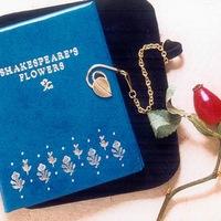 Artist's Book, Jan Kellett, Shakespeare's Flowers
