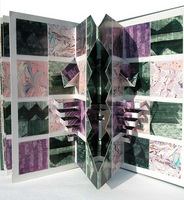 Artist's Book, Maria G. Pisano, Camouflage