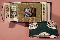 Artist's Book, P.J. Farmer and Patrice Baldwin, The Tarzan Chronology